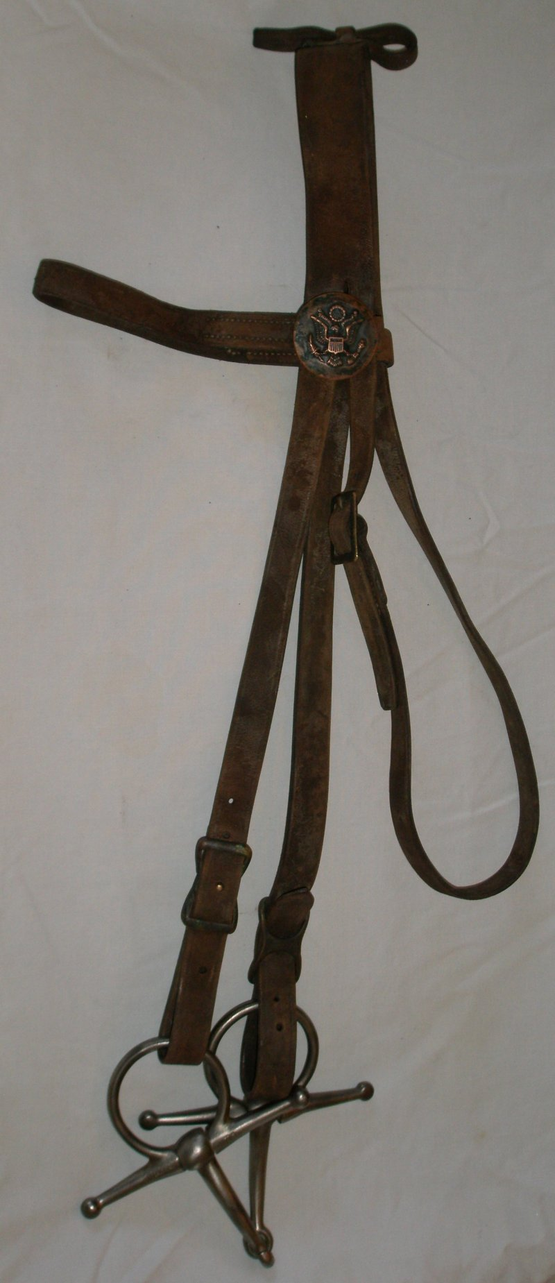 Artillery Bridle and Bit
