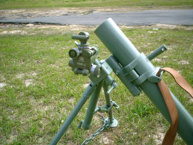 NSB-3 Sight for the 60mm M57