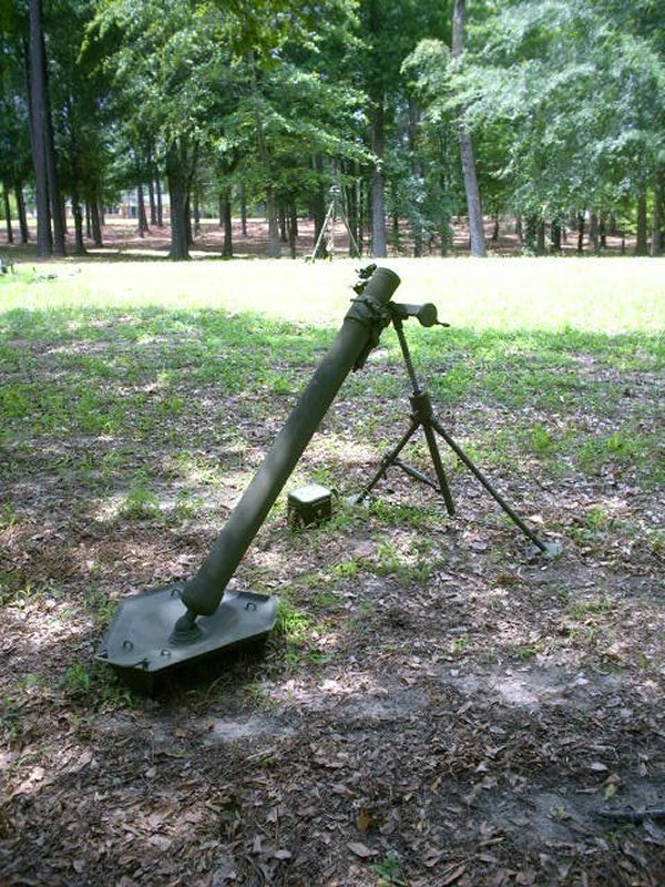 82mm Mortar