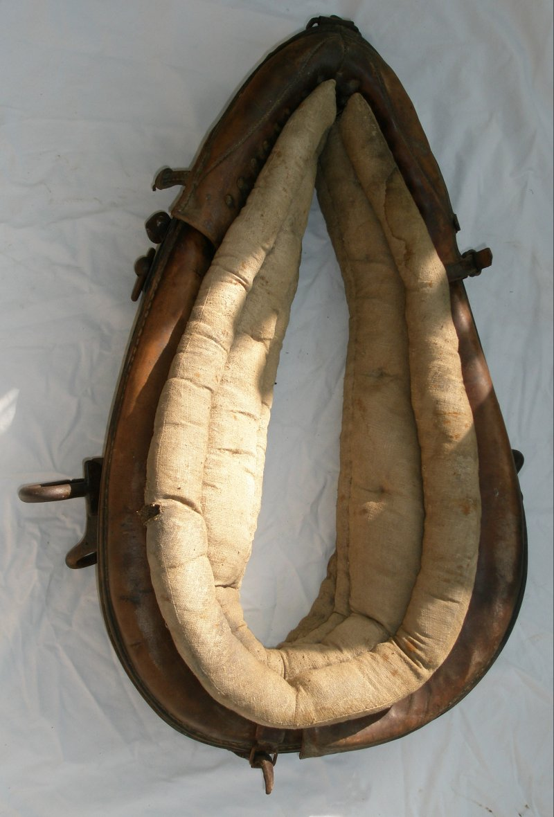 Bavarian Horse Collar with Pad