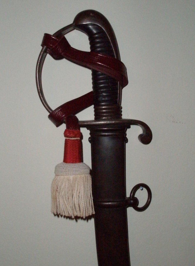 Bavarian Saber with knot