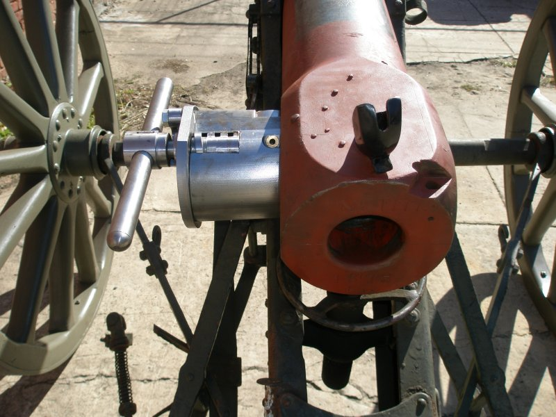 9cm C/73 with new breech