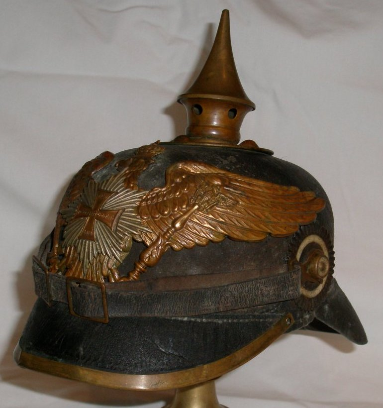 Prussian Guard Infantry Helmet