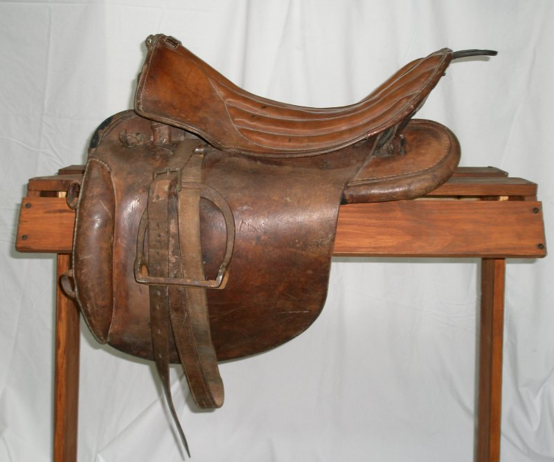 Austro-Hungarian M1899 Saddle