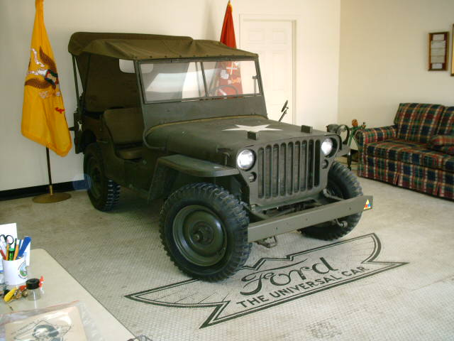 "GPW FORD ""JEEP"""